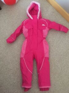 Winter snowsuit.  3 years old