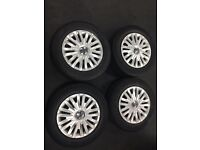 VW RIMS AND TYRES ++ BARGAIN++