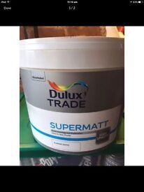 Delux almond white ( un opened)