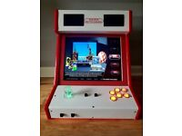 Newly Built Bartop Arcade Cabinet with thousands of games installed.