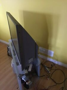 TV with stand *MUST GO*