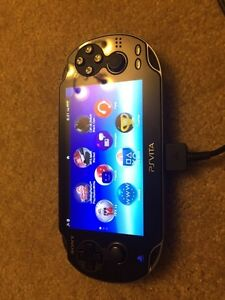 Ps vita wifi with 4 games