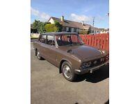 1972 Triumph 1500 1.5ltr petrol excellent condition