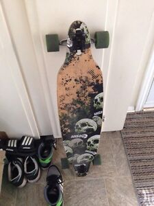 Longboard sector 9 carbonite
