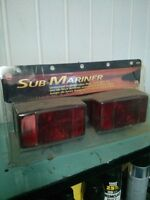 Sub-mariner submersible boat trailer light kit New in package,