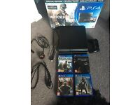 PS4 Bundle for sale ( PlayStation 4 console & games )