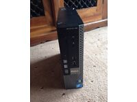 Dell computer PC tower, Core2duo,250gb HDD, 2gb RAM, win7