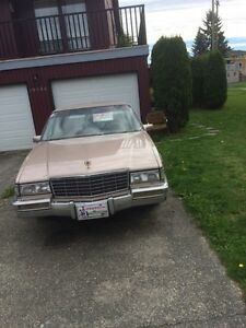 1991 Cadillac De Ville in Excellent Condition $2500 OBO
