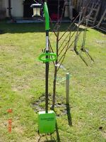 Electric cultivator