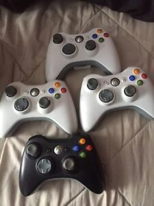 Xbox 360 with controllers, games, hard drives & headset! Cambridge Kitchener Area image 4