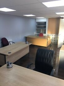 OFFICE TO LET WITH BILL & FREE WIFI READY TO GO