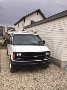 2000 Chevy express 3500