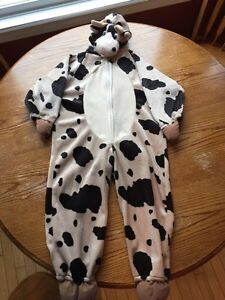 Cow Costume Size 4-6x