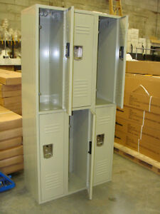 New Lockers from $115.00 / Used Lockers from $75.00