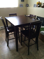 Selling Couch, Table, Bed, and Computer Chair