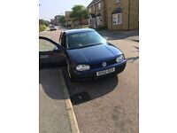 Volkswagen Golf MK4 1.6 - perfect condition
