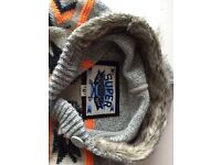 SuperDry sweater NEW size M .