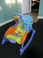 Infant to toddler chair