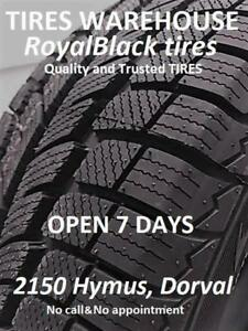 NEW winter TIRES 205/55/16 - 299$ txin4tires *** 2150 Hymus, Dorval ***