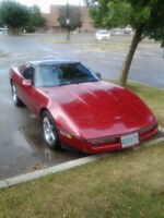 1988 Chevrolet Corvette 5.7 L Coupe,reduced to $9500 FIRM