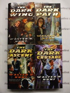 """The Dark Series"" by: Walter H. Hunt"