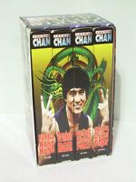 Jackie Chan VHS Box Set