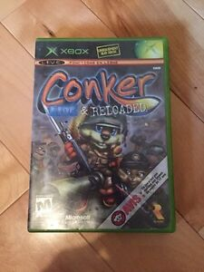 Jeu Conker Live & Reloaded pour XBOX