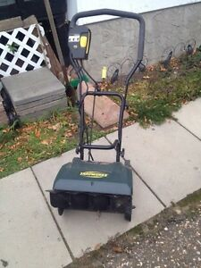 Electric Snow blower