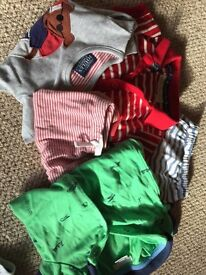 Comple baby bundle from newborn to 4 months