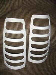 Mother of Pearl Tail Light Covers Chev / GMC  Trucks / SUV