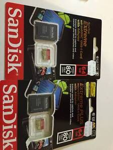 Micro SD / TF Card in various sizes and speed Victoria Park Victoria Park Area Preview