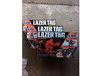 Lazer tag kids game (x3)