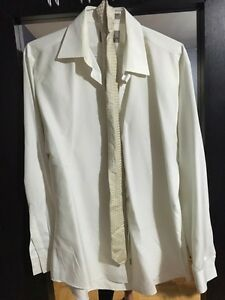 NEIL ALLYN DRESS SHIRT & D&G TIE London Ontario image 1