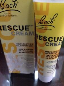 Bach Rescue Cream for dry skin - New