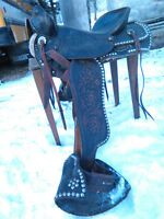 Parade Saddle set