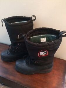 Sorel winter boots, size 13