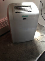Garrison 5,000 BTU portable air conditioner and dehumidifier