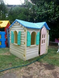 LITTLE TIKES CUBBY HOUSE very attractive Greenacre Bankstown Area Preview