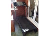 Nordic track C2000 treadmill running machine