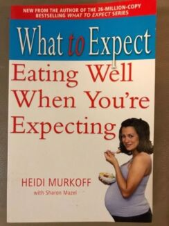 What to Expect: Eating Well When You're Expecting Book - Murkoff