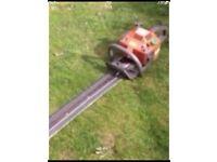 Husqvarna Etech 225h.60 Petrol Hedge Cutter good cond cb5 £110