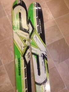 K2 Sidestash Rock Skis