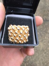 Keeper ring