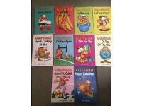 Garfield Comic Books