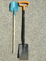 Garden Shovels, Hoses, Extension Cords, Tomato Cages