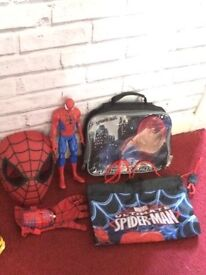 Spider-Man set
