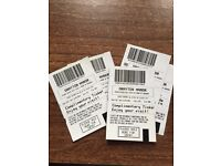 5 x Drayton Manor tickets