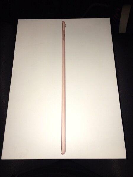 iPad Pro 32gb wi-fi Rose gold