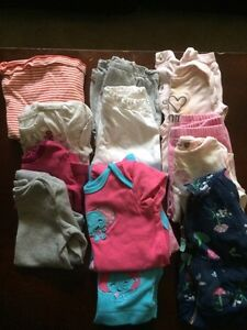Girls clothes entire lot $25 / full box Strathcona County Edmonton Area image 2