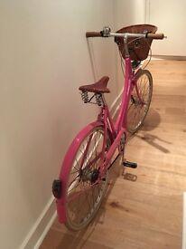 Pashley Poppy Pink Bike